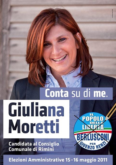 Boatos (e che boatos) politici: Giuliana Moretti farà l'assessore con Gnassi