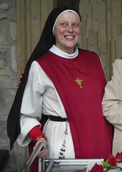 Un ciclone di monaca nella diocesi di San Marino Montefeltro