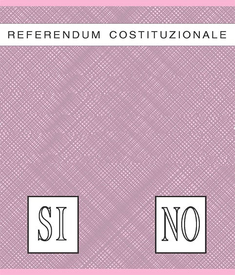 Darsele di santa Costituzione: il mondo cattolico fra sì e no