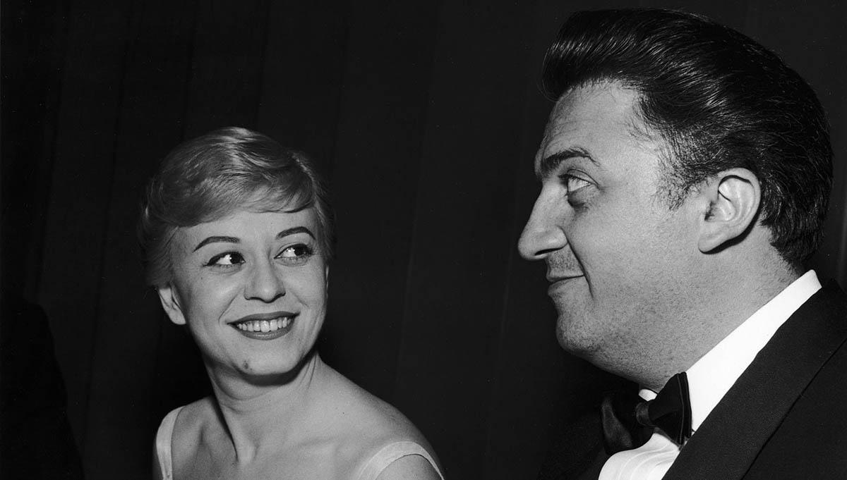 """Fellini: """"Rimini è un pastrocchio davanti al grande respiro del mare"""""""