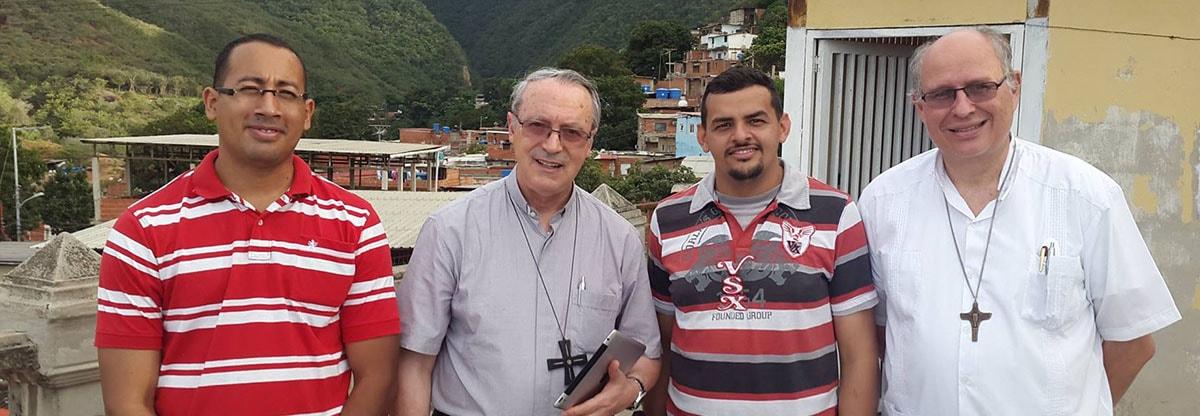 Viaggio del vescovo in Venezuela per definire l'arrivo in Diocesi di preti da La Guaira