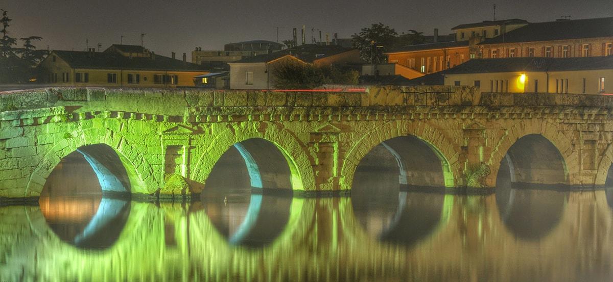 Il Ponte di Tiberio? Pedonalizziamolo veramente