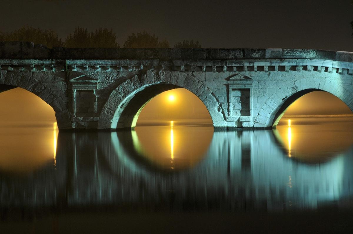 Il ponte di Tiberio, bimillenaria bellezza