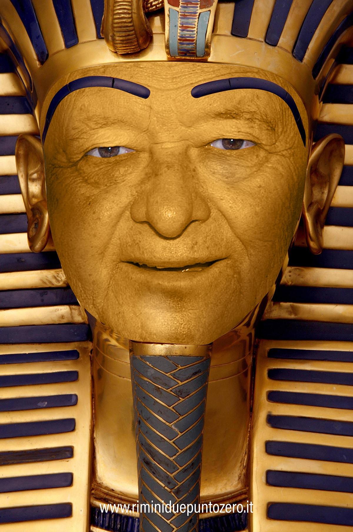 Satyriminicon: Tutankhagnon, il faraone delle fiere