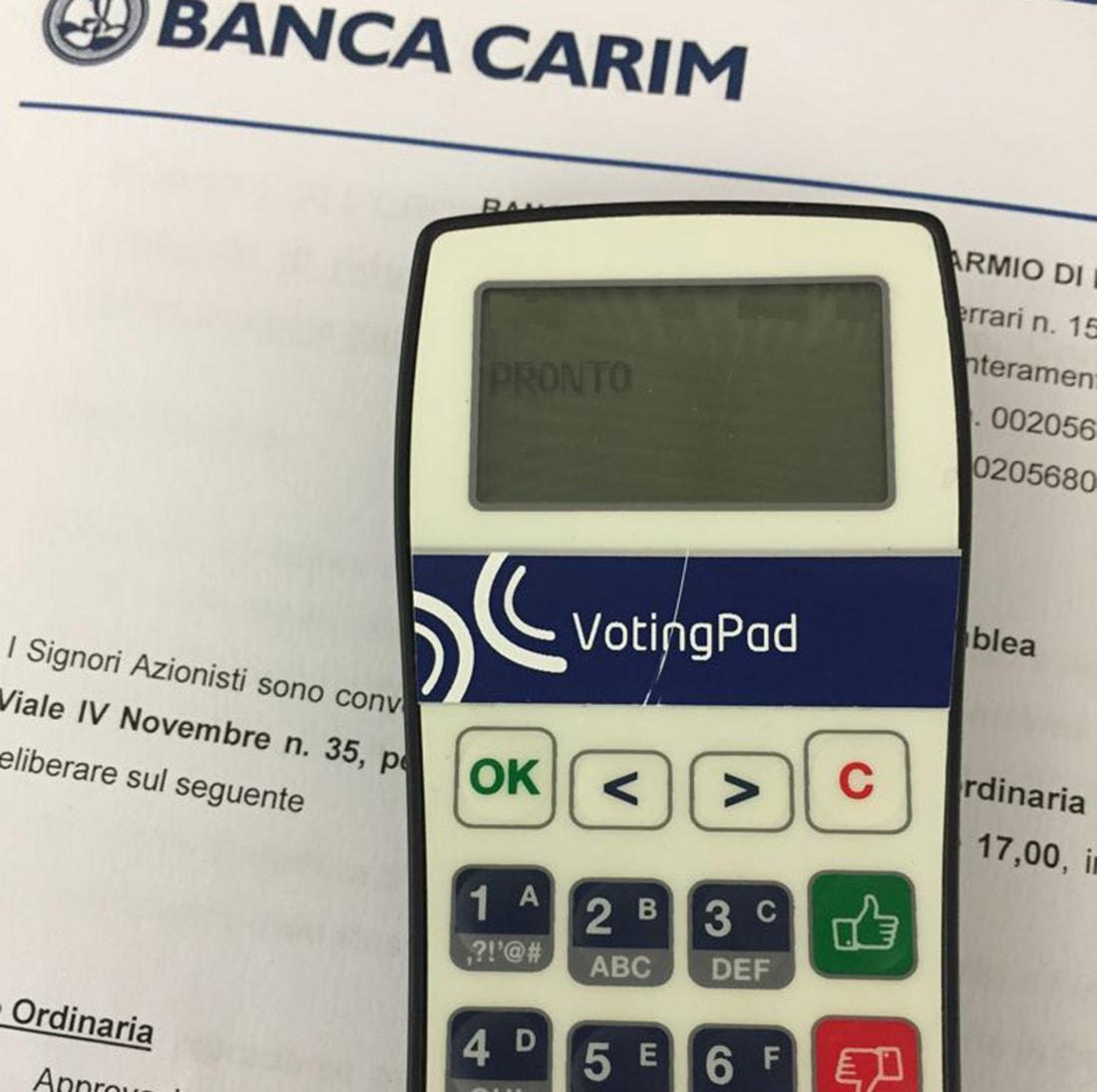Ecco il nuovo cda di Carim (senza un rappresentante del mondo economico riminese)