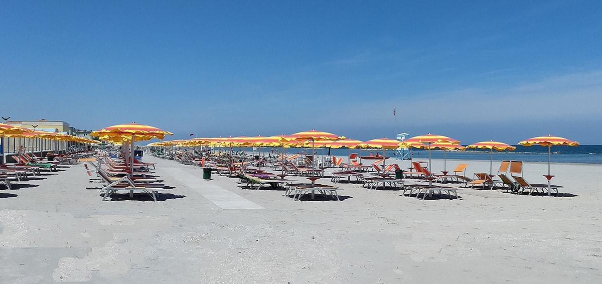 L'estate comincia col turbo per il turismo riminese: +14,6 per cento