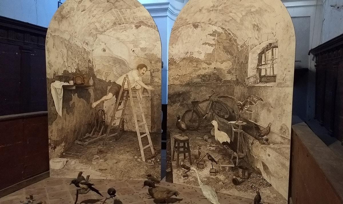 Ciao Poiaghi! Elogio dell'artista silenzioso che con Tonino Guerra costruì il museo più poetico del mondo