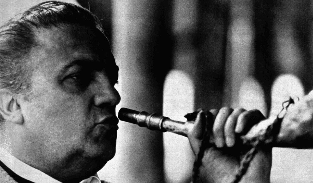 Per capire Fellini dobbiamo studiare Pound e Thomas Eliot. Leggere per credere