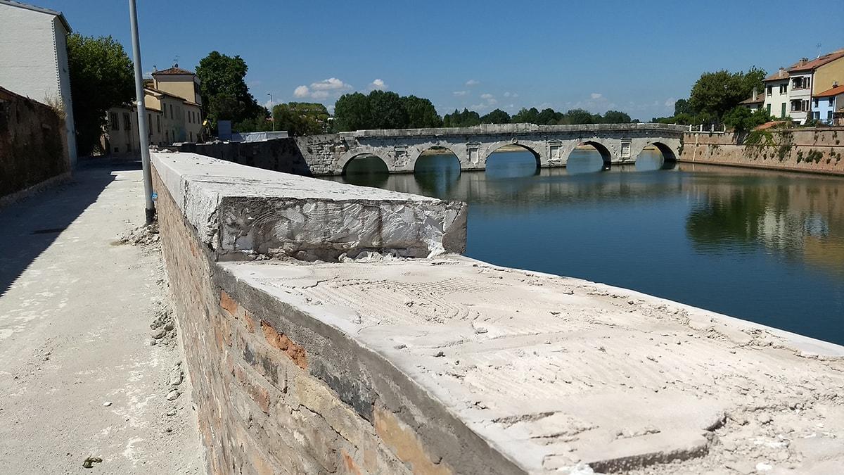 In difesa del Ponte di Tiberio