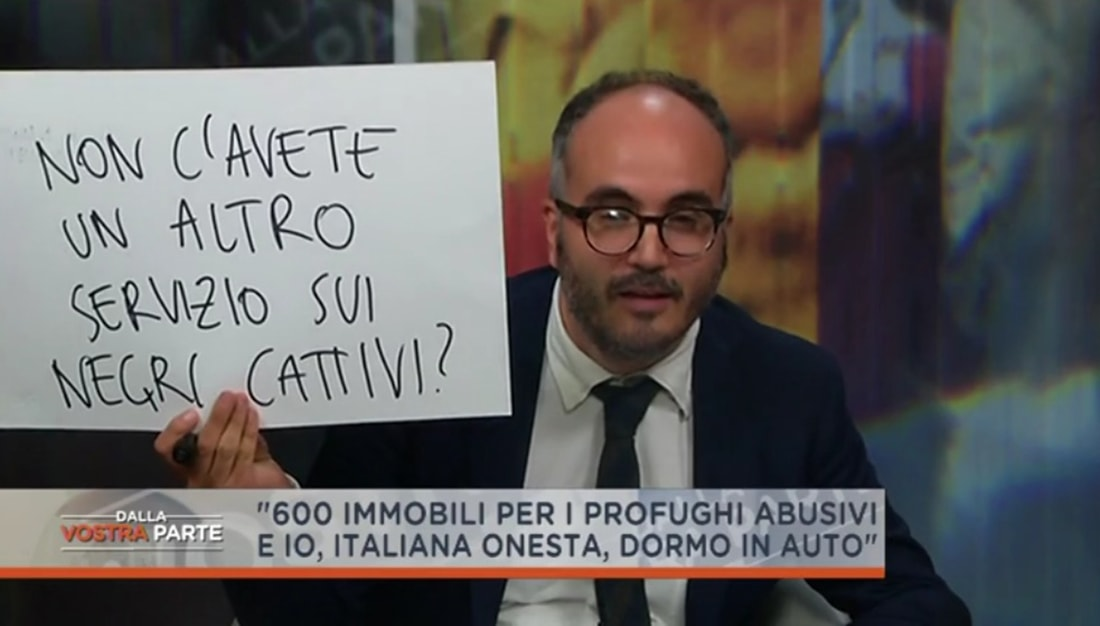 Polemica Christian Raimo: