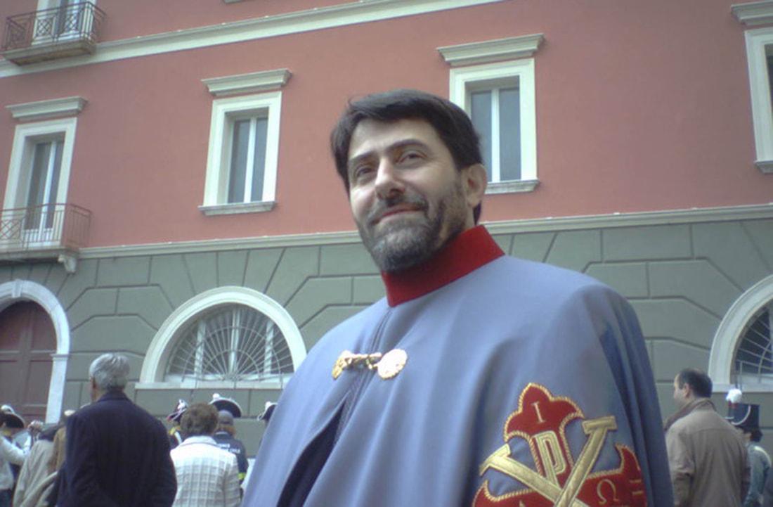 A San Marino il raduno dedicato a Tolkien, lo scrittore del Signore degli Anelli. Ce lo presenta Adolfo Morganti