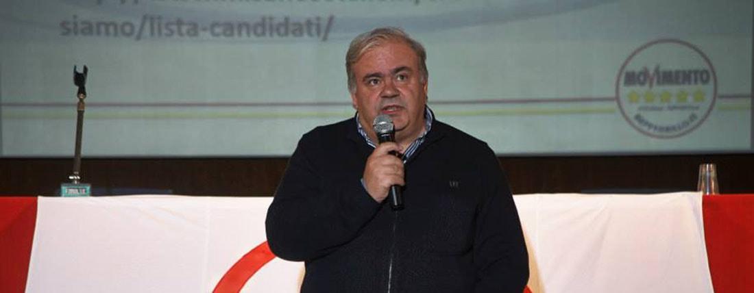 """""""Io sono molto meglio di Di Maio. Ma mi accontento di 2 voti"""". Vincenzo Cicchetti contro il Movimento"""