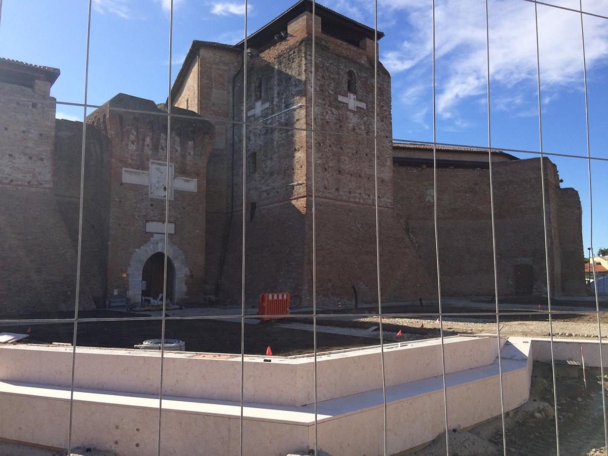 Una politica superficiale non difende la storia identitaria di Rimini. Gioenzo Renzi riapre il dibattito su Castel Sismondo