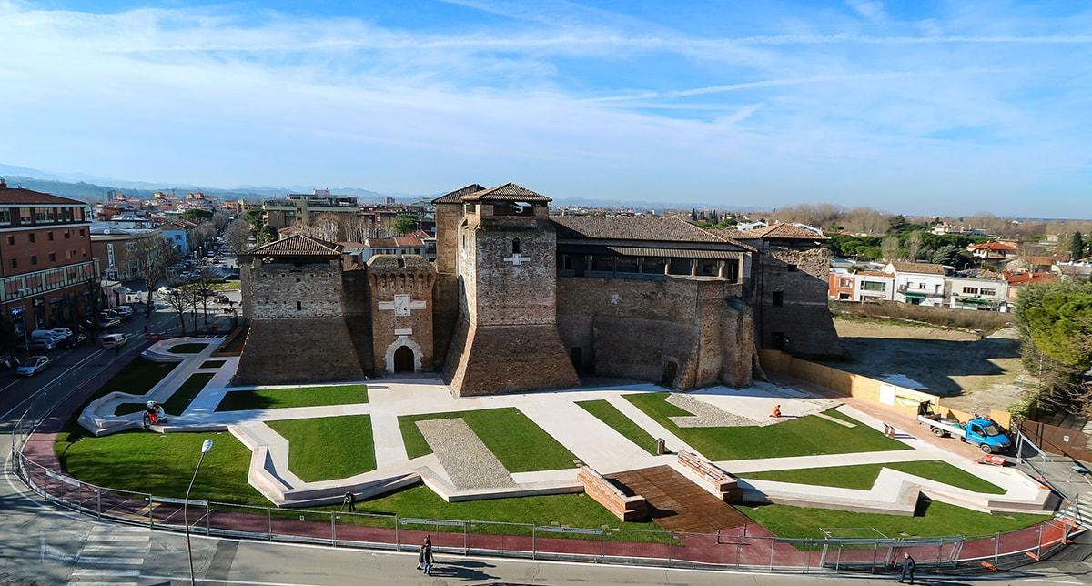 """""""Non è vero che non è possibile recuperare il fossato di Castelsismondo"""""""