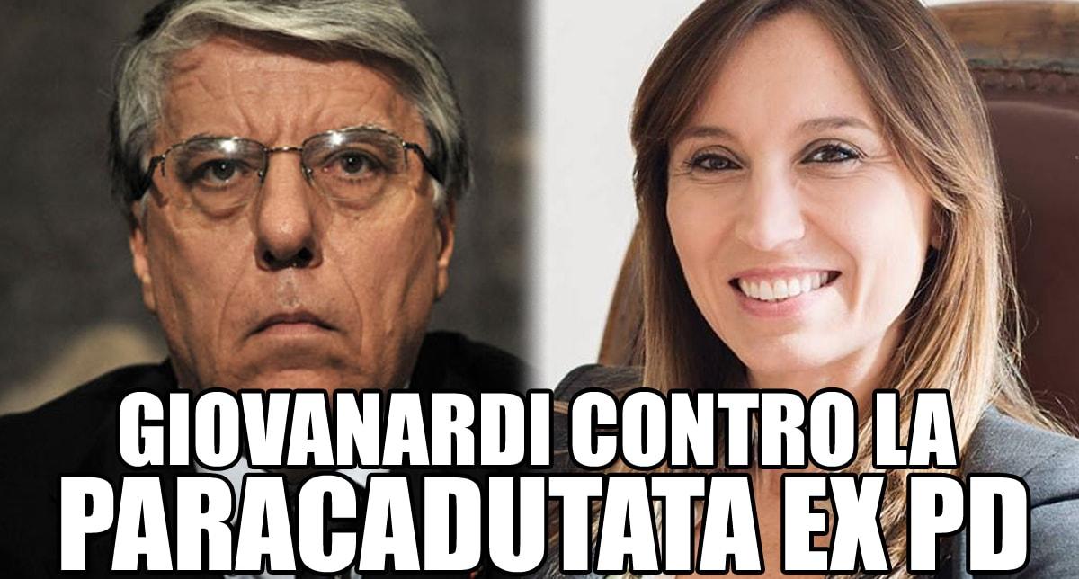 """Giovanardi infuriato: """"Qualcuno spieghi perché è stata scelta una ex PD come candidata"""""""