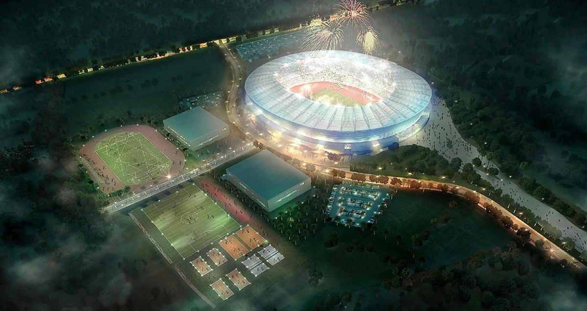 Lo studio tecnico di Rimini che sforna progetti in tutto il mondo, compreso il nuovo stadio che ospiterà la Coppa d'Africa