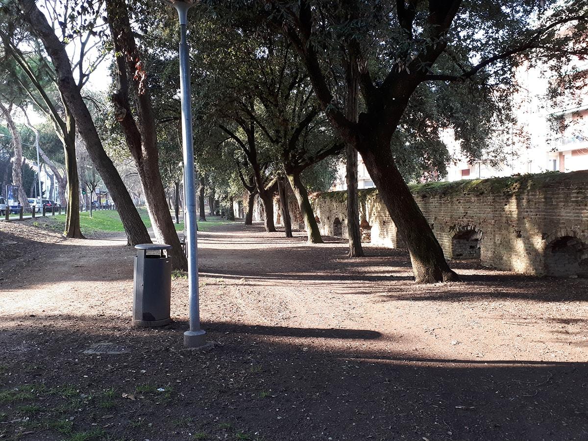 Le mura malatestiane: vediamo come se la passano quelle al di fuori del centro
