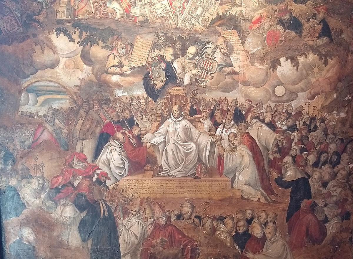 Abbazia di Scolca: la profezia sull'ultimo Papa (di inquietante attualità) passa da Covignano