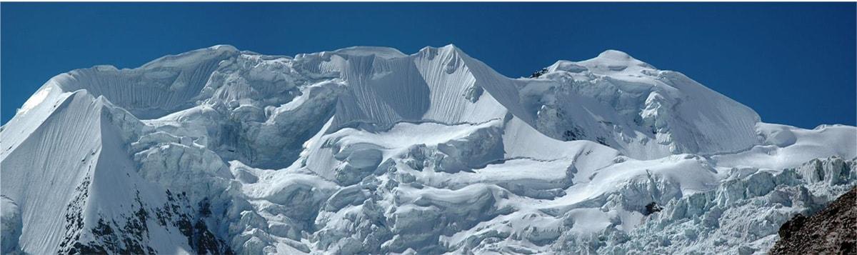 La spedizione riminese che punta al record: la Cordigliera Real (Bolivia)