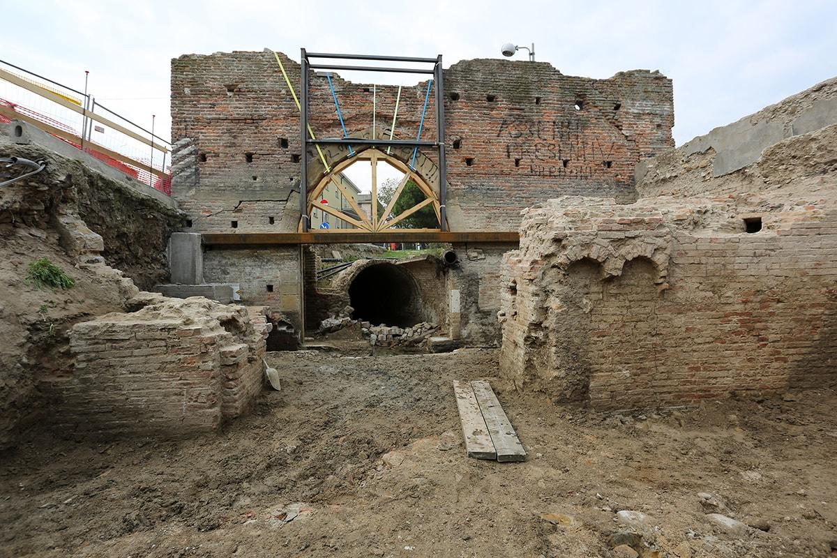 Porta Galliana racconta la storia di Rimini