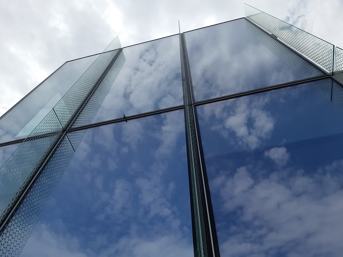 A Brooklyn il nuovo grattacielo di vetro del gruppo Focchi