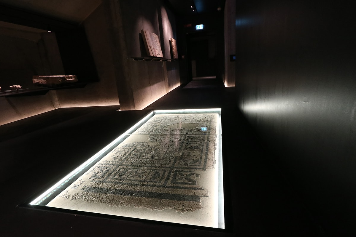 Aperto il museo archeologico multimediale del teatro Galli