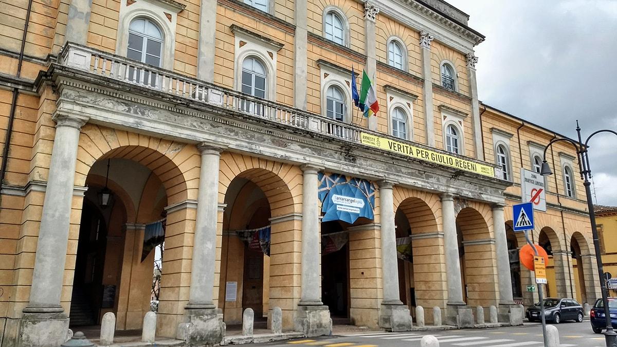 Il Comune di Santarcangelo costretto a risarcire per la discarica di inerti mai realizzata