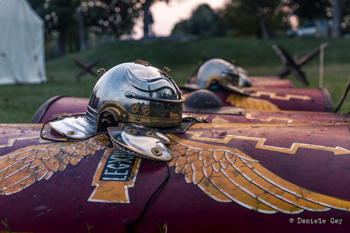 I legionari di Cesare: il cuore pulsante della Rimini romana