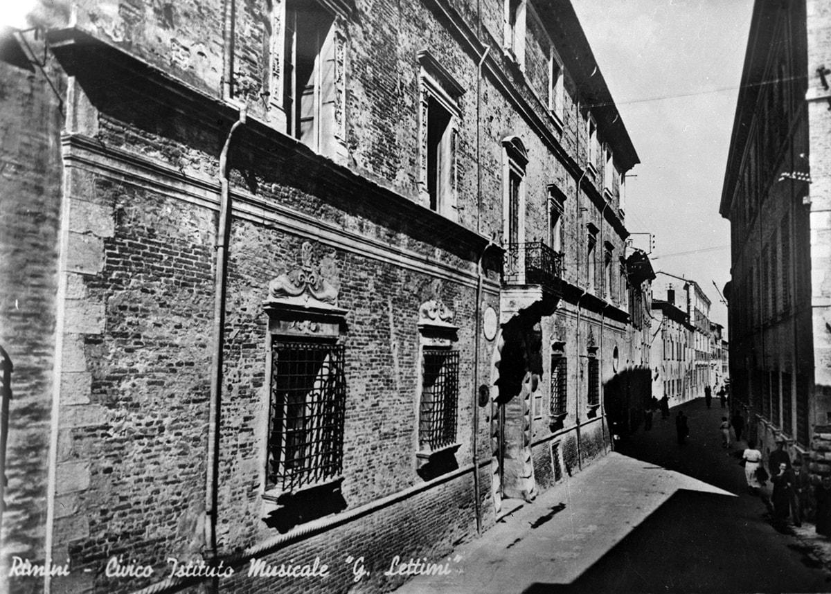 """Italia Nostra: """"Per palazzo Lettimi una ricostruzione rispettosa dell'aspetto originario"""""""