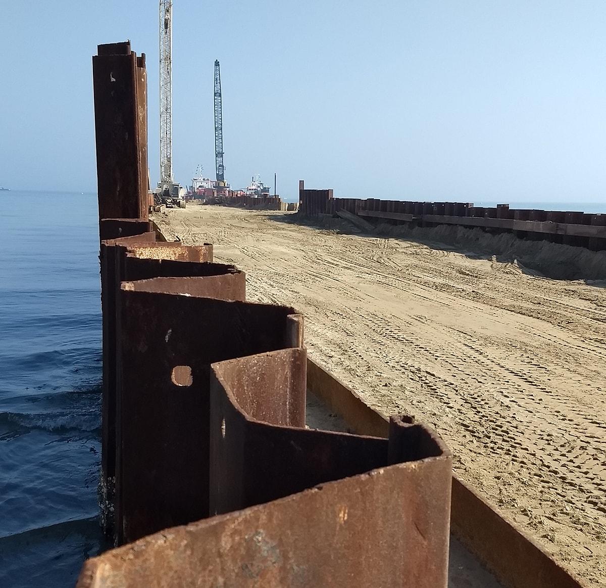 Psbo: sarà un'estate col cantiere in mare