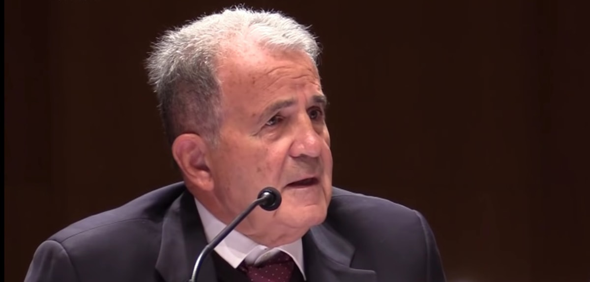 I silenzi e le ambiguità di Prodi sulle radici cristiane d'Europa