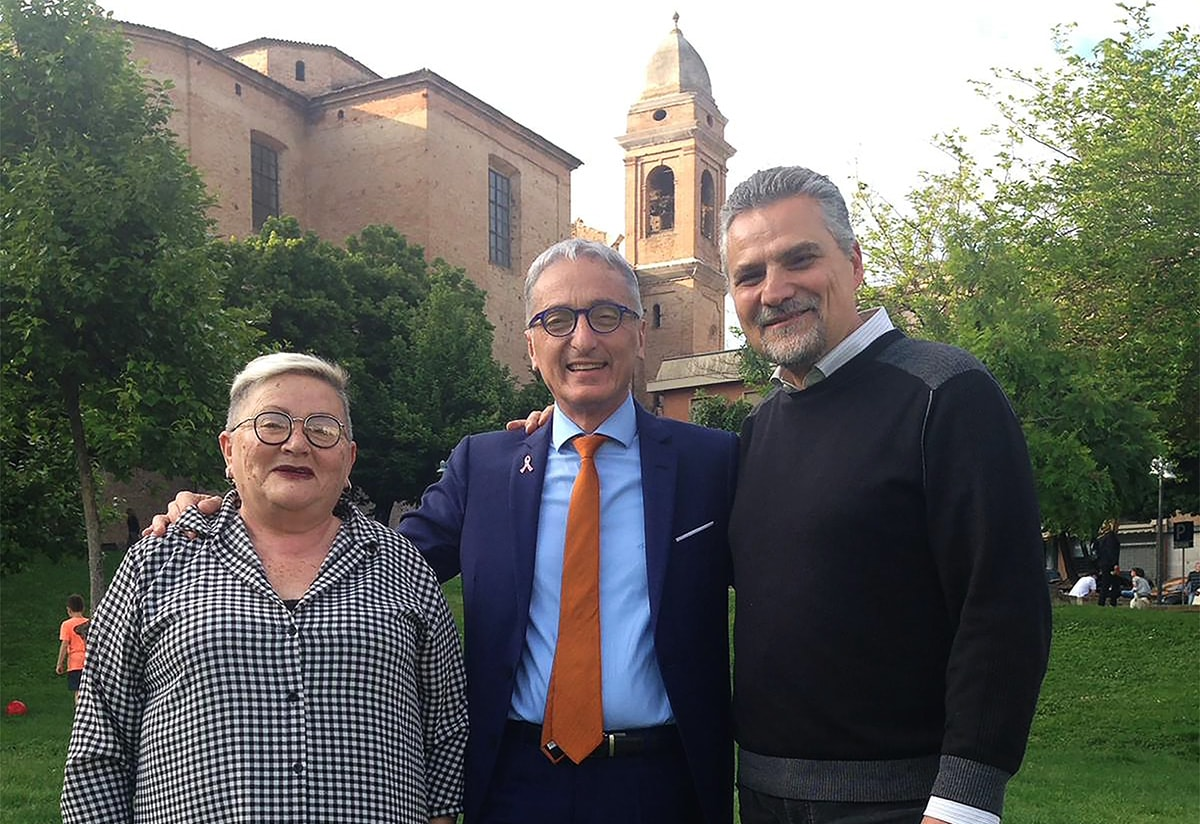 """Samorani conquista anche la sinistra, Leonina Grossi e Antonio Valli: """"occasione irripetibile per cambiare"""""""