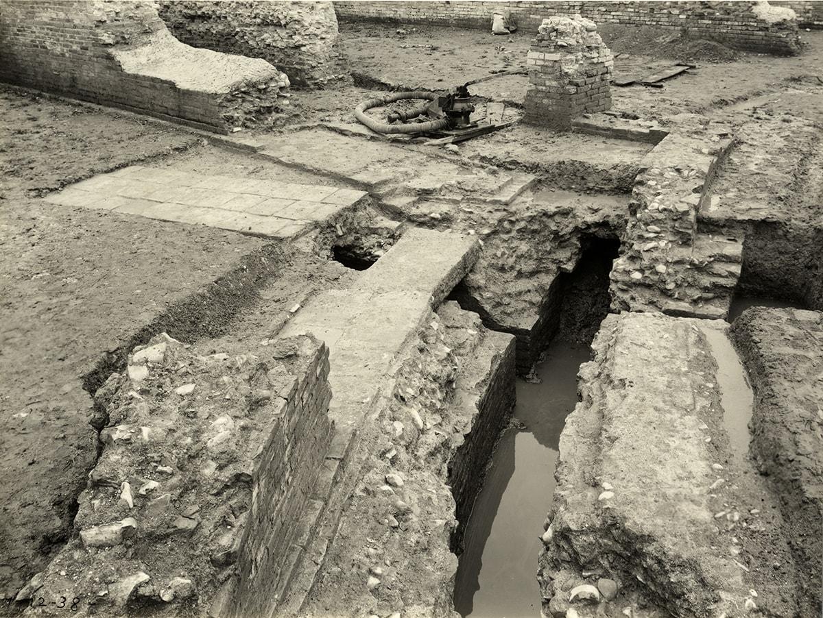 L'Anfiteatro romano ha anche un acquedotto funzionante?