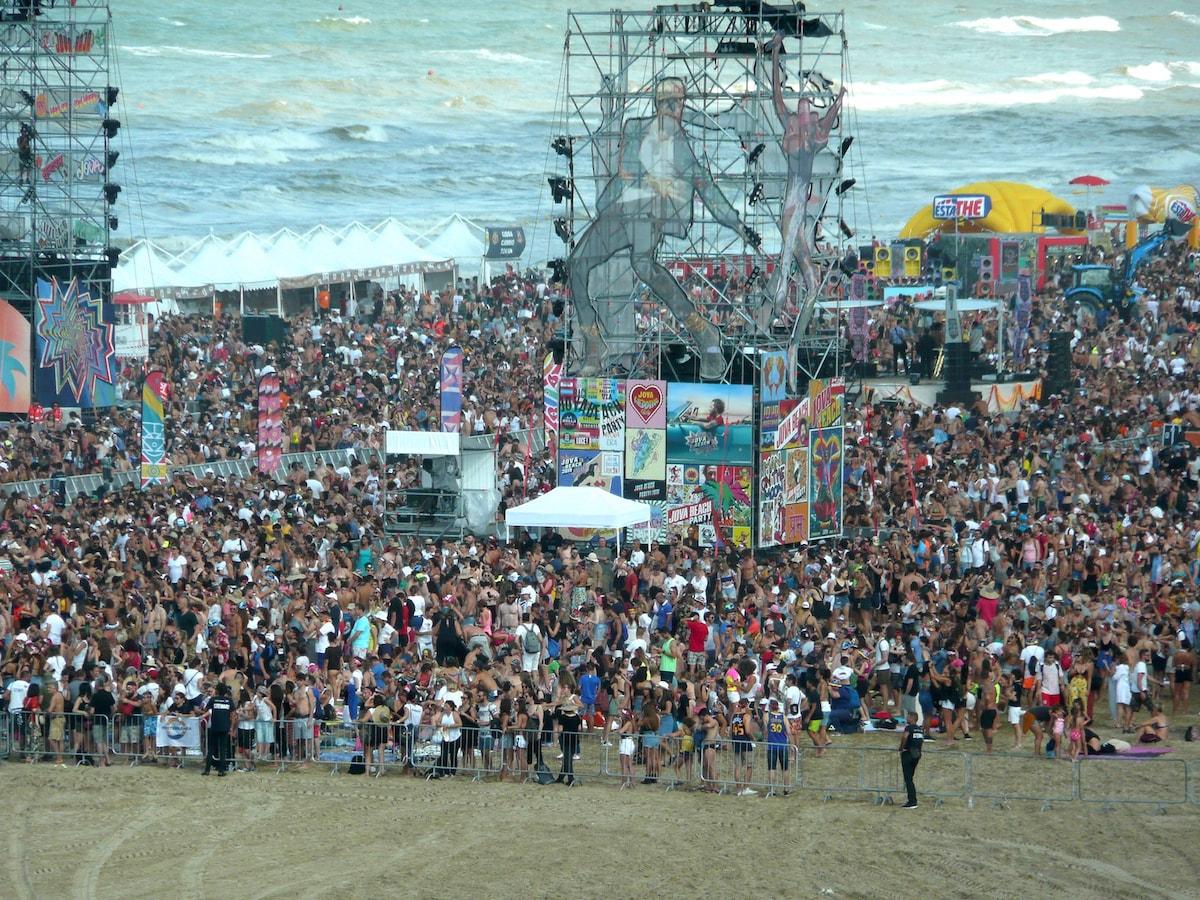 La beffa: anche il «jova beach party» grava sul bilancio in perdita di Riminiterme