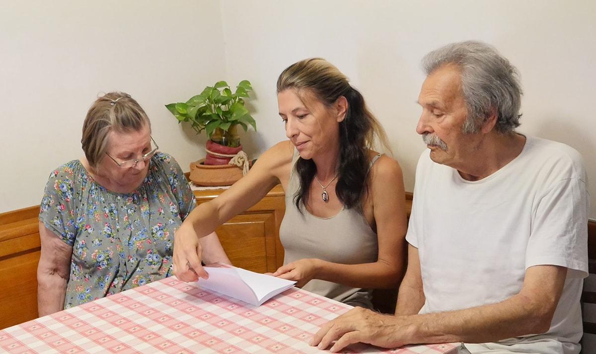 L'ingiustizia: palazzo Garampi dà lo sfratto da un alloggio popolare a due anziani malati