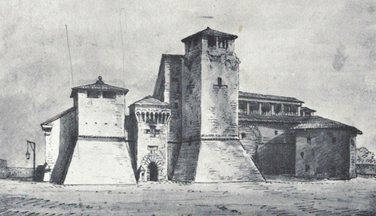 Lettera al soprintendente: anche Italia Nostra si mobilita in difesa di Castel Sismondo
