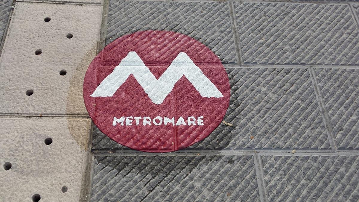 Metromare: di sicuro c'è solo la segnaletica