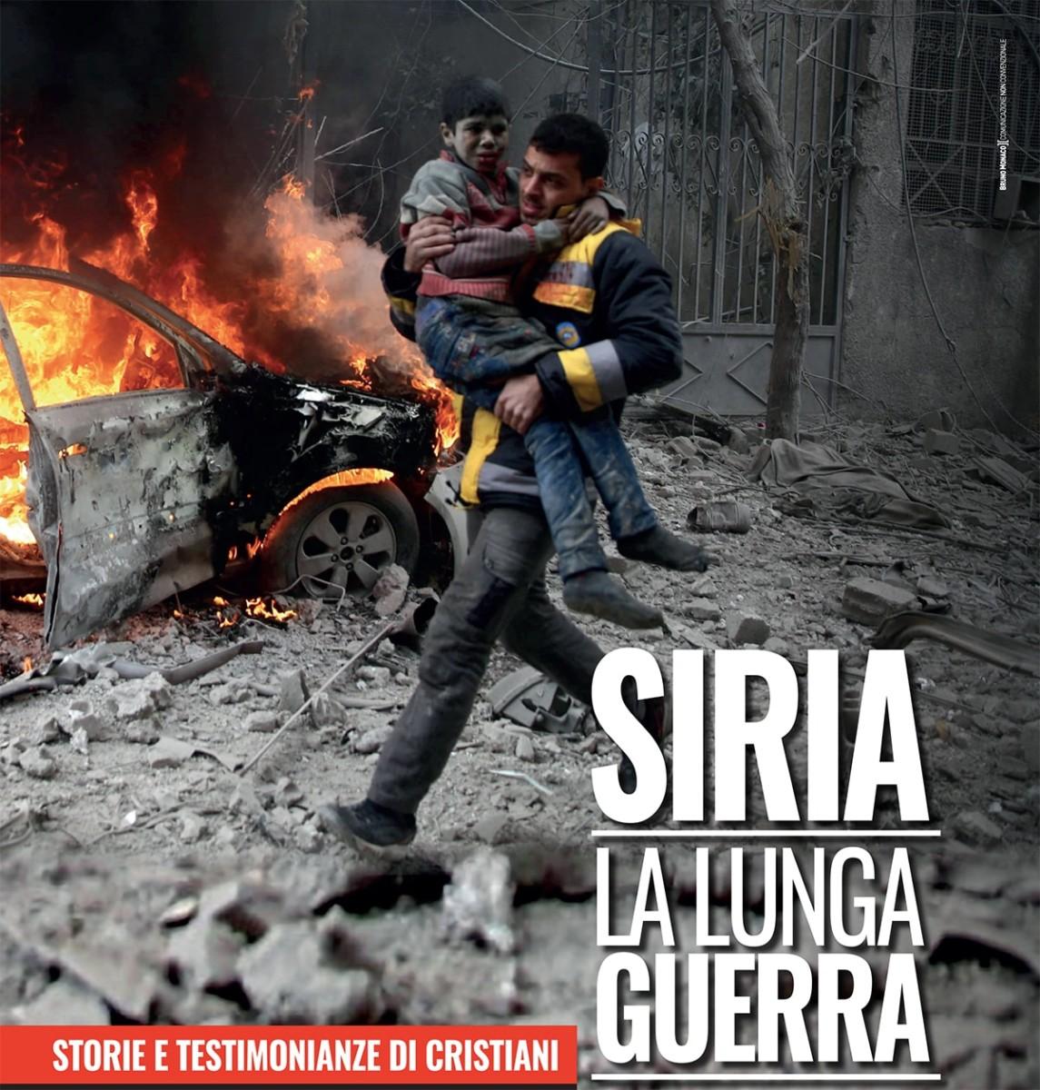 Un testimone d'eccezione a Rimini per parlare di quel che accade in Siria