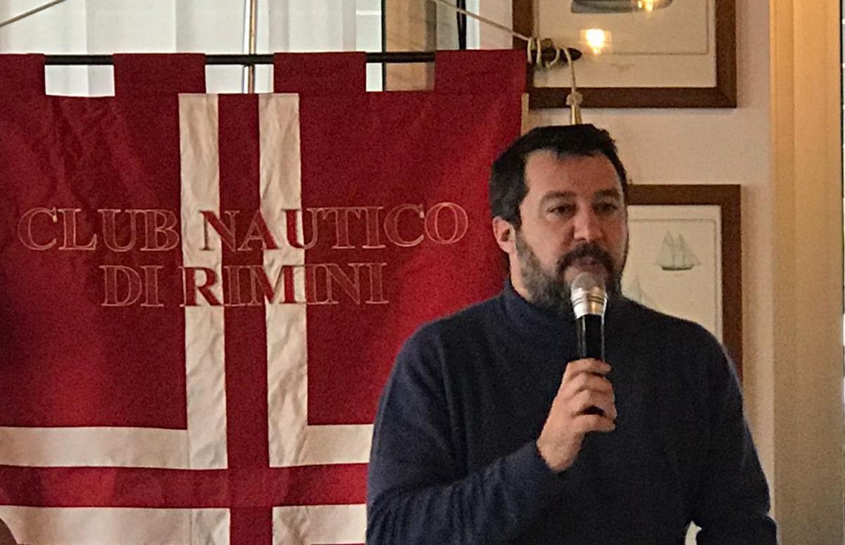 "Bologna lontana dal mare, Salvini: ""La riavvicineremo"""