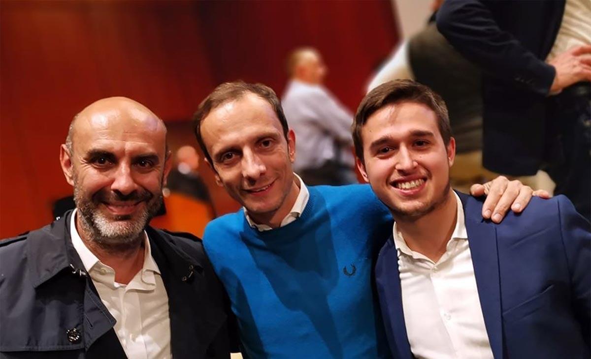 Elezioni regionali, il colpo a sorpresa: Matteo Montevecchi candidato con la Lega