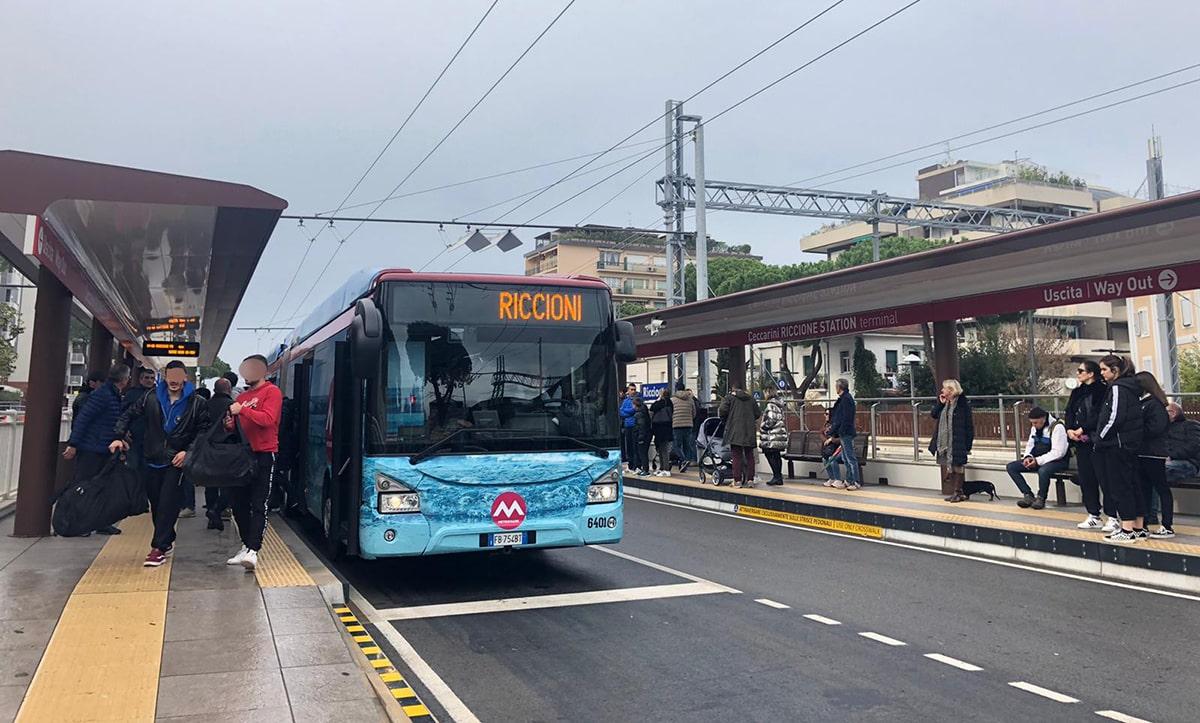 Prova sicurezza sul Metromare a 70 giorni dalla inaugurazione