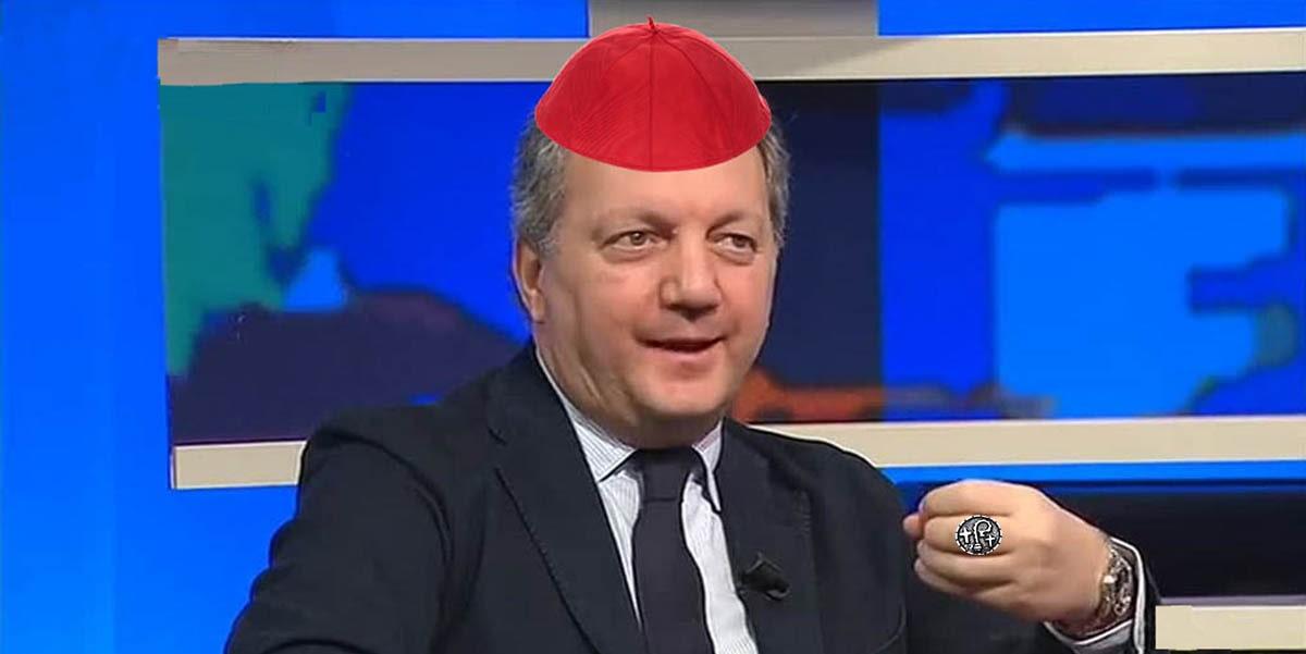 La scomunica di (mons.) Sergio Pizzolante