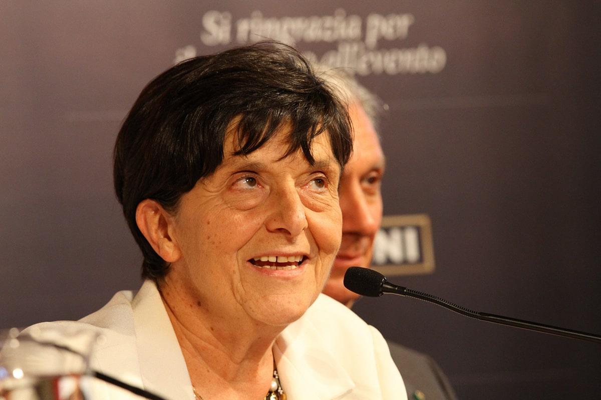 E' ufficiale: Emilia Guarnieri lascia il Meeting