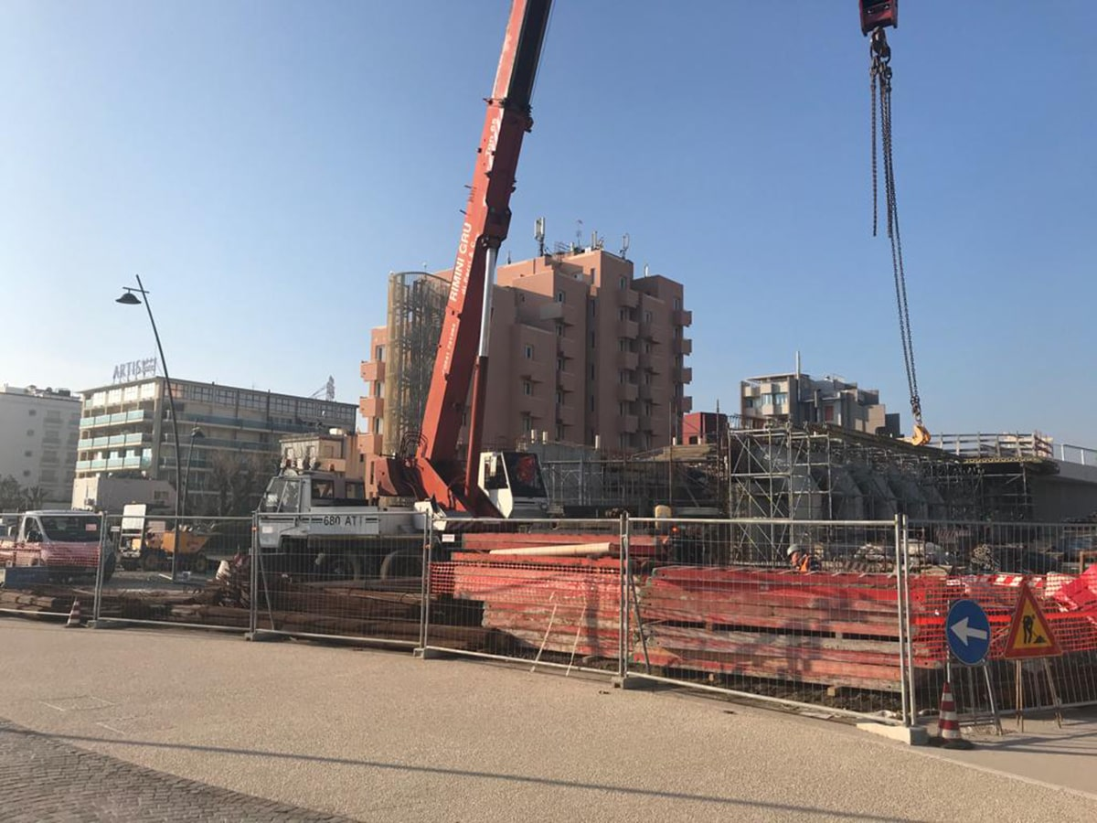 """""""Sono tutti così urgenti i cantieri pubblici in attività a Rimini?"""" Il punto e la risposta del Comune"""