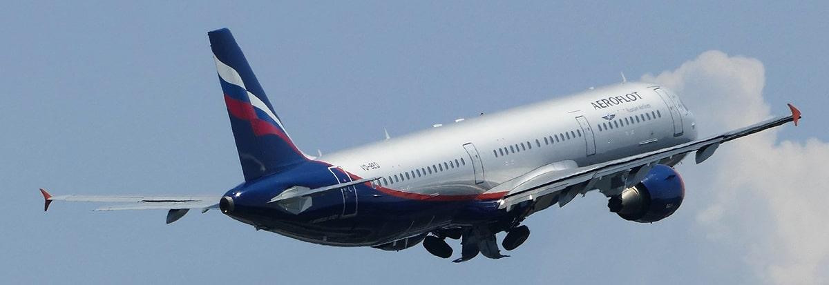 Brutte notizie per Rimini anche dalla Russia: stop ai voli Aeroflot fino a luglio