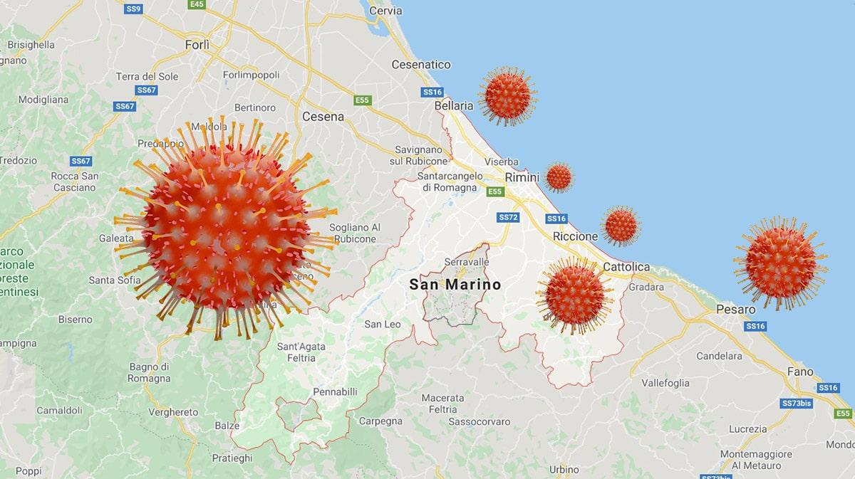 I morti ufficiali da covid19 in provincia di Rimini sono 139, ma a marzo (in 11 comuni) sono mancate 361 persone