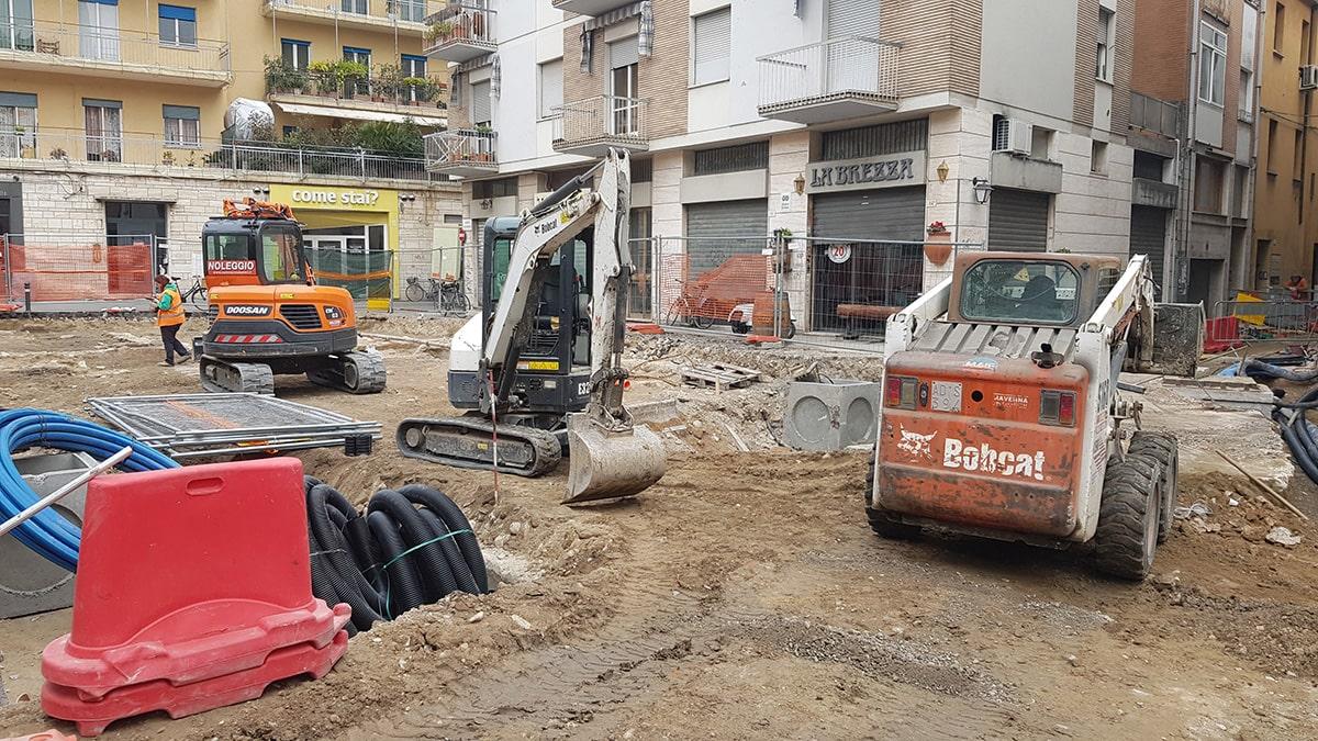 Cosa succede in piazzetta San Martino e ai beni storici di Rimini? Lettera e risposta appuntita di Rimondini