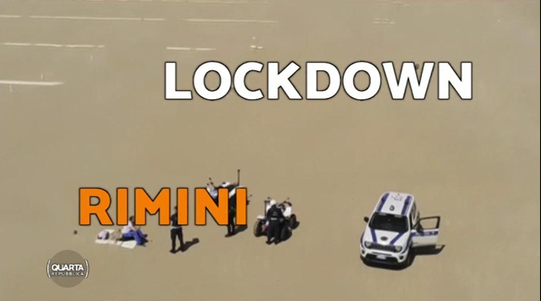 """Modelli repressivi: il caso """"lockdown Rimini"""", mentre la Uil chiede chiarimenti sull'appello del primario"""