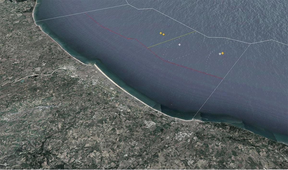 Centrale eolica, depositate le osservazioni: il Comune di Rimini non si oppone e si accontenta di qualche mitigazione