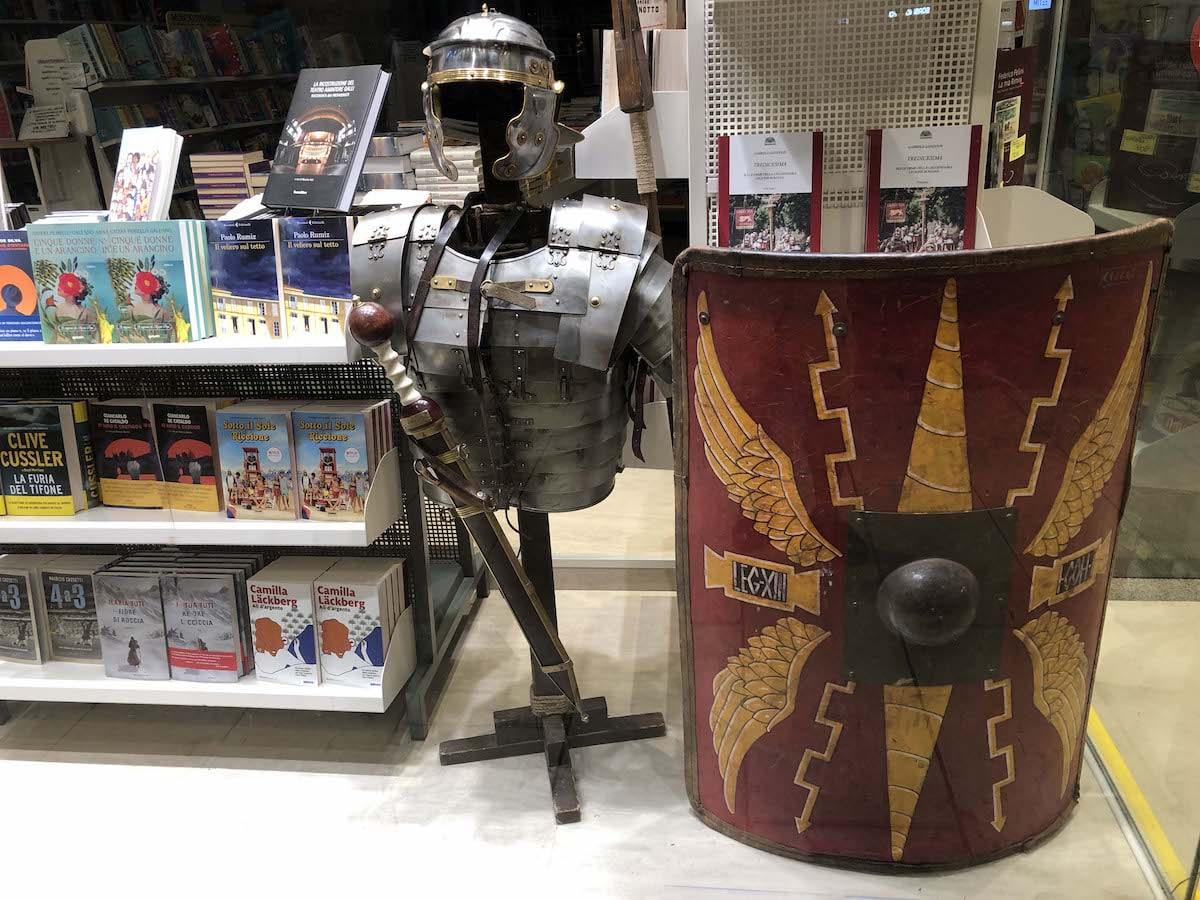 I legionari della XIII Gemina sbarcano in libreria